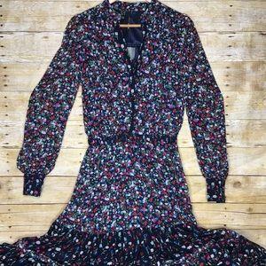 Cottagecore Mango Ohio Maxi Dress NWT Size Small
